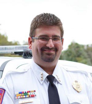 Ben Oakley, MPA, LP : EMS Chief